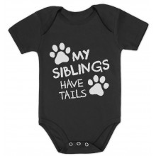 My Siblings Have Tails Onesie