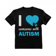 I Love Someone With Autism - Children
