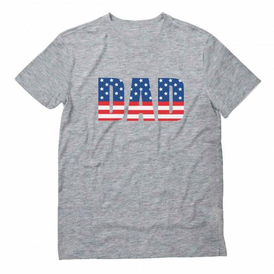 U.S.A DAD Flag