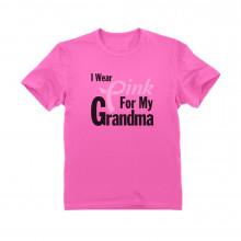I Wear Pink for Grandma