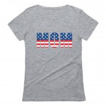 MOM U.S.A Flag