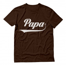 PAPA Retro Style Cool Father's Day Gift