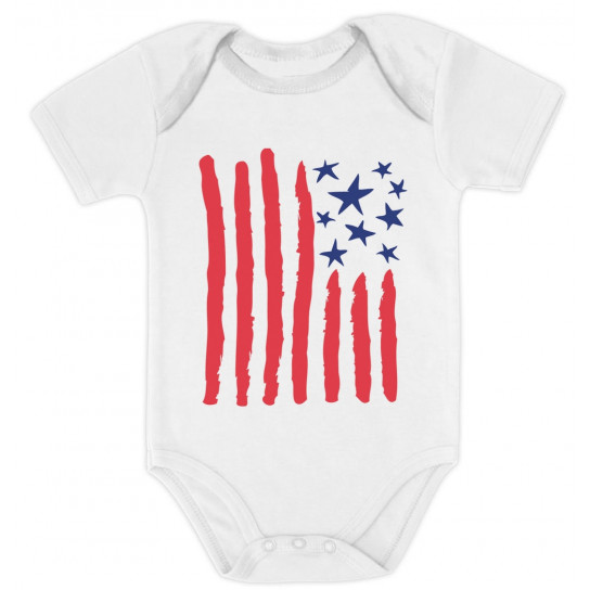 USA Flag Babies