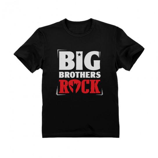 Big Brothers Rock Children