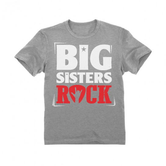 Big Sisters Rock Children