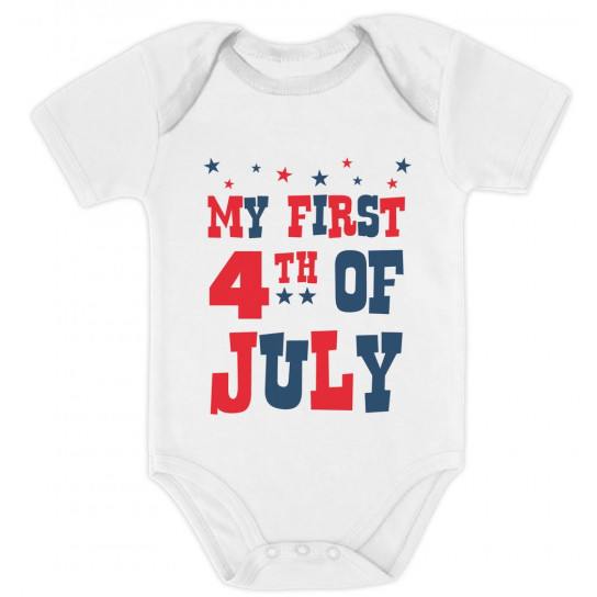 My First 4th of July