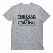 The Dead Are Coming