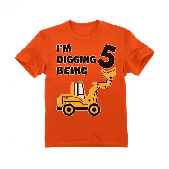 I'm Digging Being 5