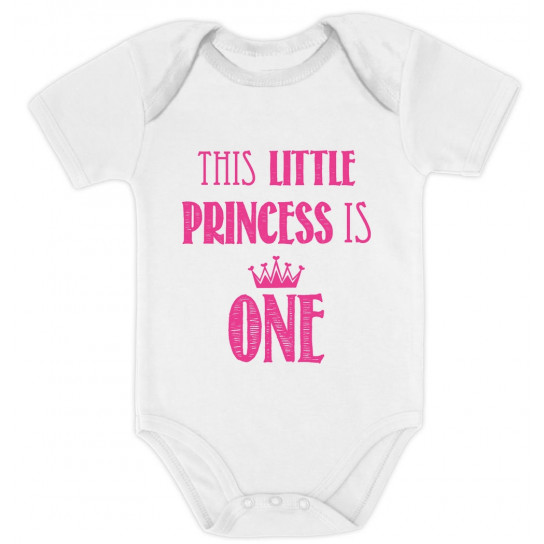 This Little Princess Is One