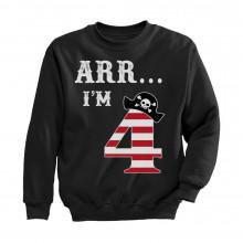 Arr I'm 4