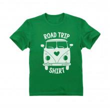 Road Trip Shirt Camper Children