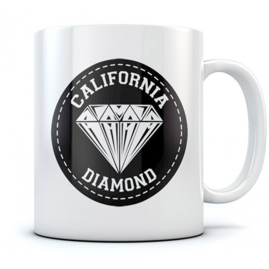 California Diamond Mug