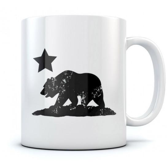 Cali Life - California Republic Bear Mug