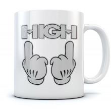 High Mickey Hands Mug