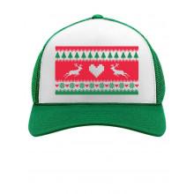 Reindeer Love Ugly Christmas Style