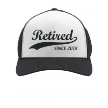 Retired Since 2018 - Cool Retirement Gift