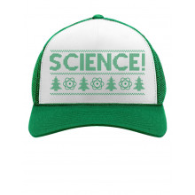 Science Ugly Christmas Funny Geeky Xmas Party Hat