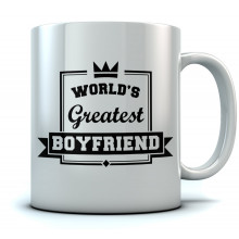 World's Greatest Boyfriend Coffee