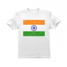 Retro India Flag Vintage Indian Pride
