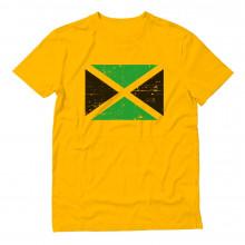 Retro Jamaica Flag Vintage Jamaican Pride