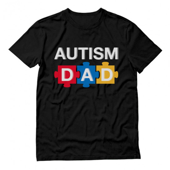 eb92acd09fa Autism Dad - Autism Awareness - Autism Awareness - Greenturtle