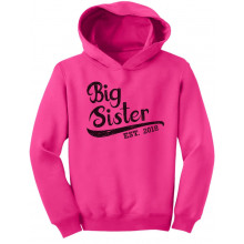 Big Sister Est 2018 Children