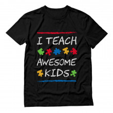 I Teach Awesome Kids Autism Awareness