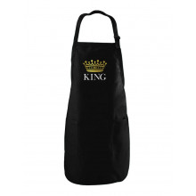 KING Crown Valentine's Day / Wedding / Couples Gift Chef