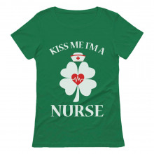 Kiss Me I Am A Nurse