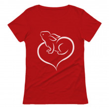 Love Heart Bunny