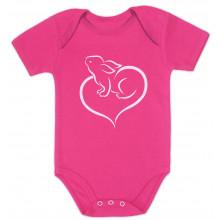 Love Heart Bunny - Babies