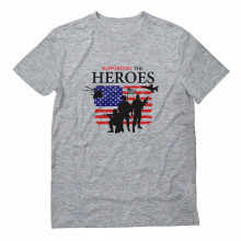Supporting The Heroes U.S Memorial Day