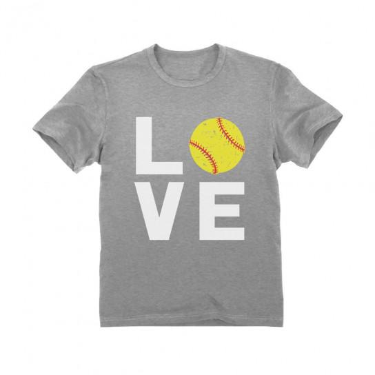 Love Softball Children