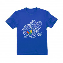 Autism Awareness Elephant - Children