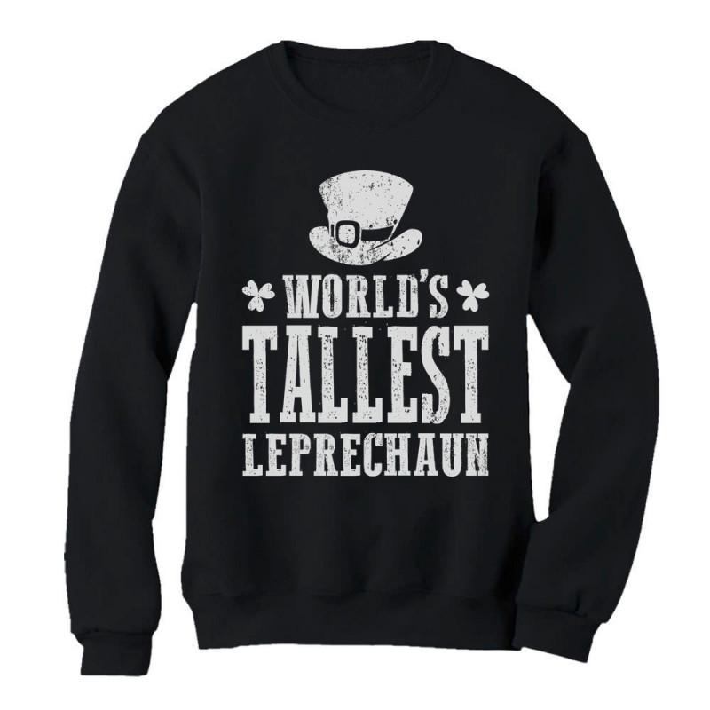 World s Tallest Leprechaun St. Patrick s - St Patrick s - Greenturtle cee5faeb606d