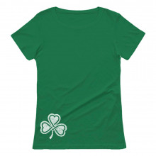 SHAMROCK Irish Clover St. Patrick's Day
