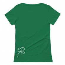Side Flexible Clover Irish Shamrock