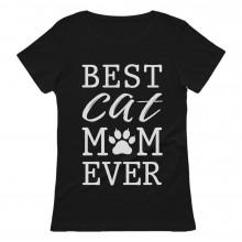 Best Cat Mom Ever!