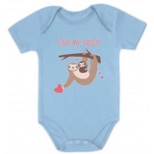 Love My Daddy Sloth