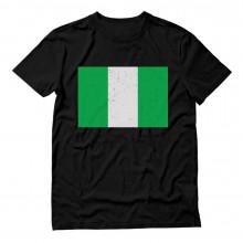 Vintage Nigeria Flag