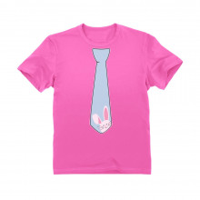 Easter Bunny Tie - Children