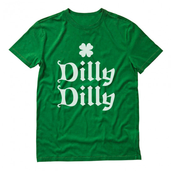 Dilly Dilly Clover ST. Patrick's Day