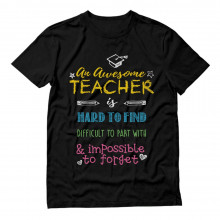 An Awesome Teacher Is Hard To Find