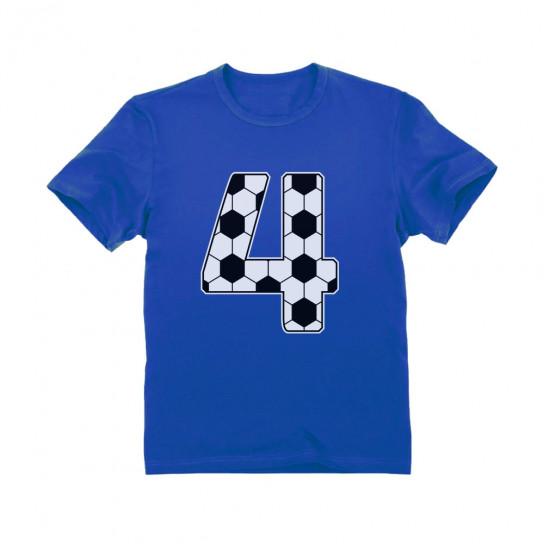 4th Birthday Gift 4 Year Old Soccer