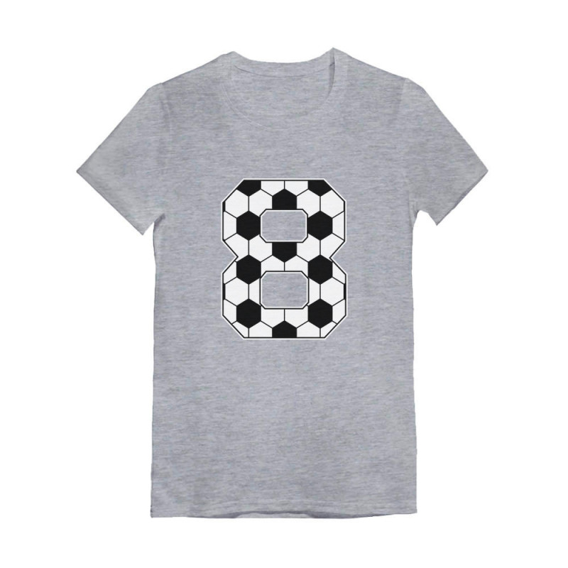 Soccer 8th Birthday Gift Eight Year Old