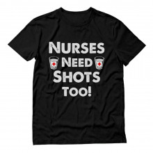 Nurses Need Shots Too
