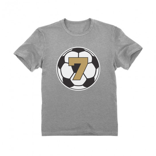 7 Year old Soccer Lover