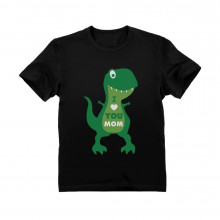 I Love You Mom T-Rex Hug - Children