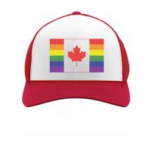 Canada Rainbow Flag Gay & Lesbian