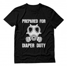Prepared for Diaper Duty